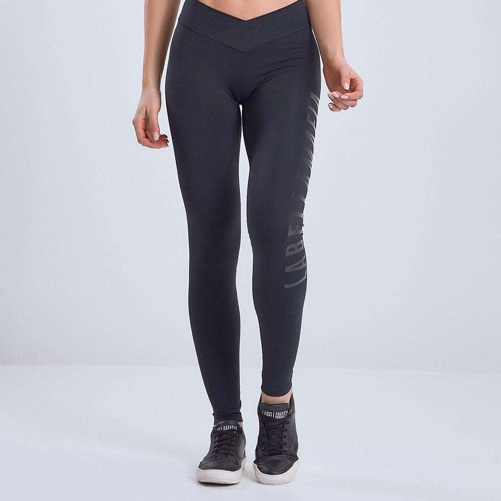 Calca-Legging-Feminina-Essentials-Glossy-Details