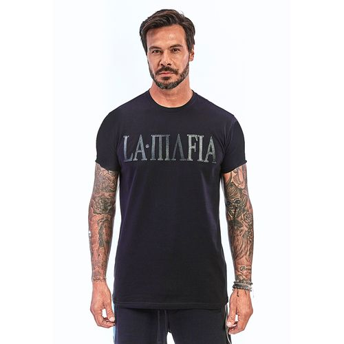 Camiseta-La-Mafia-Night-Don-t-Even-Try-Black