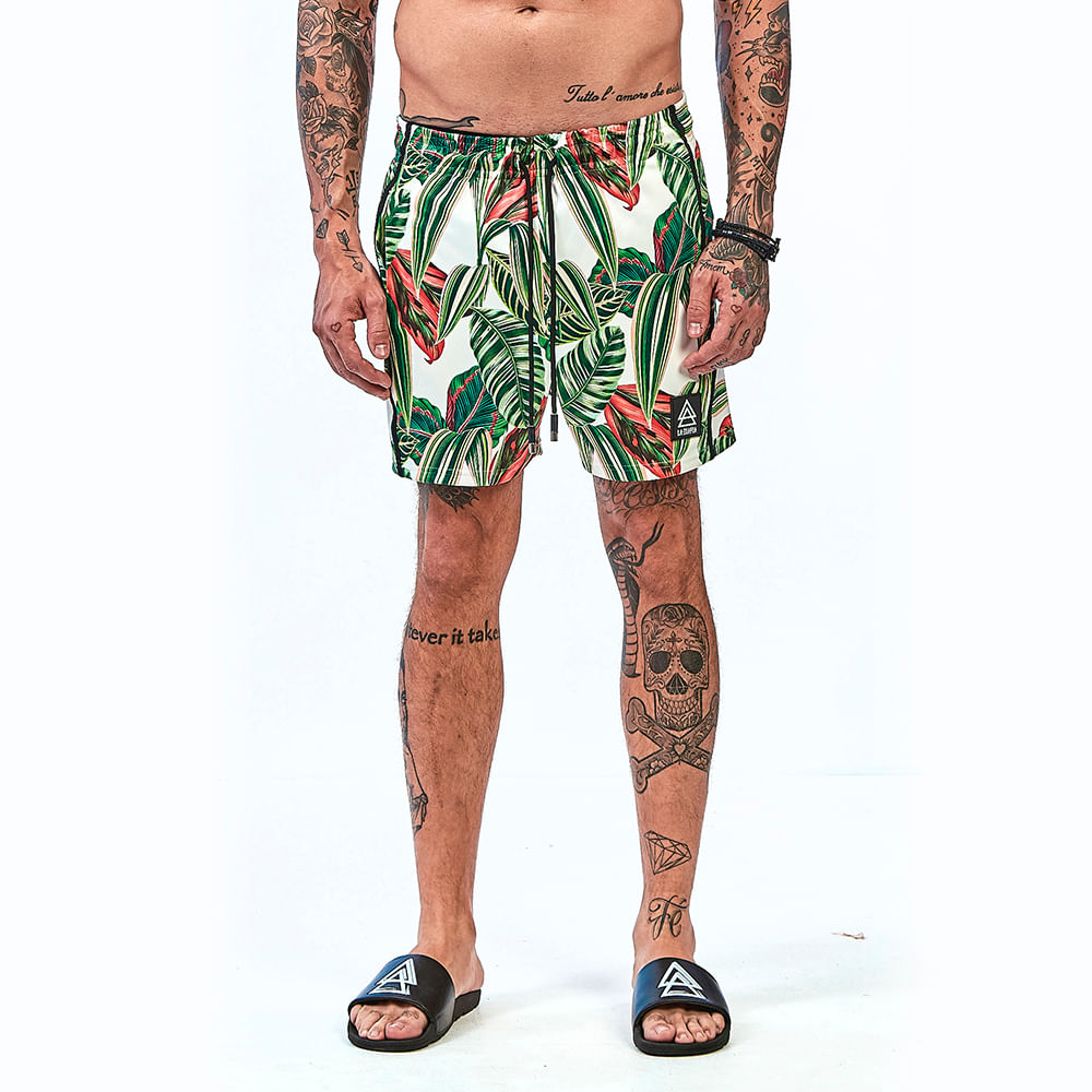 Bermuda-La-Mafia-Beachwear-Tropical-Street-Resort---P