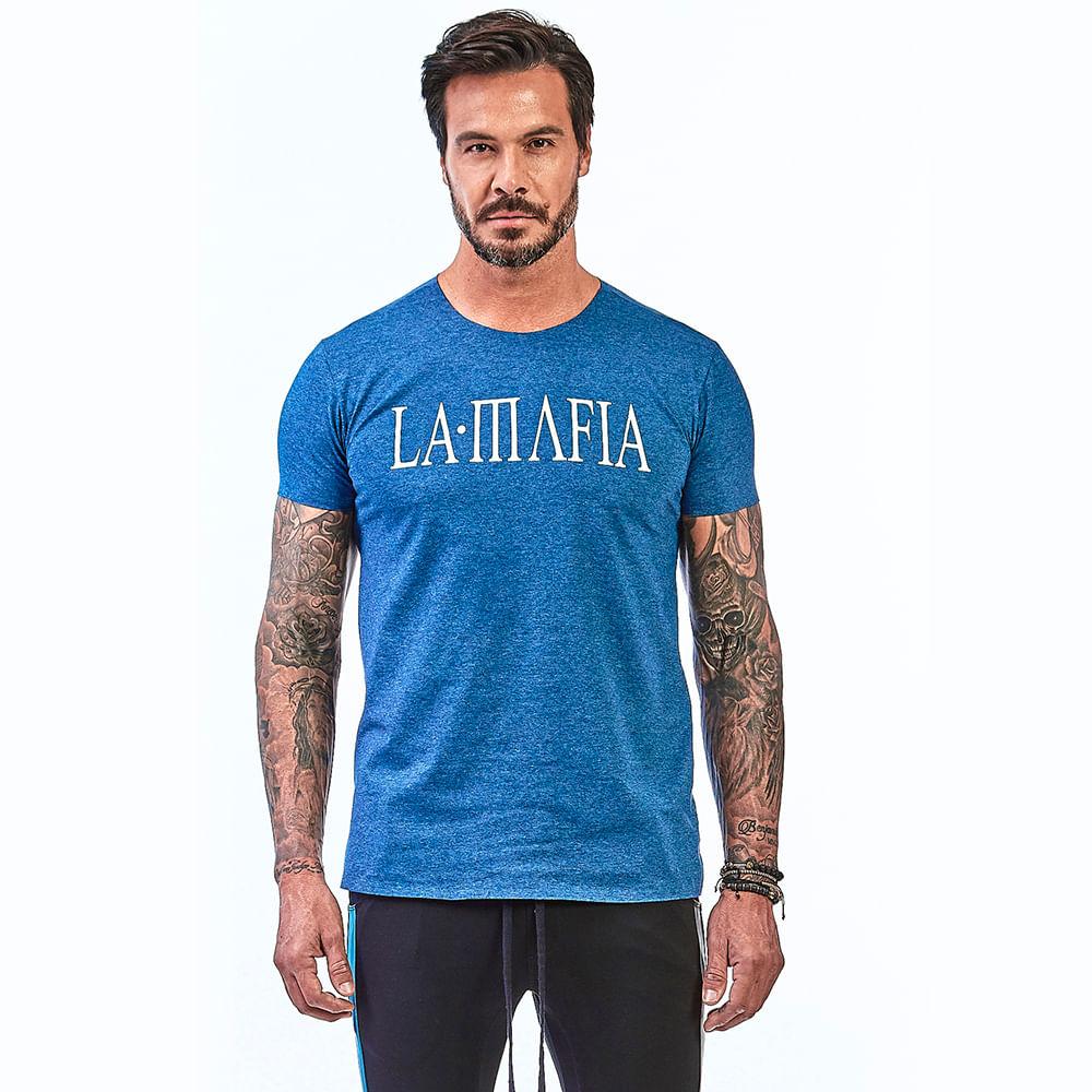 Camiseta-La-Mafia-Essentials-Blue---P