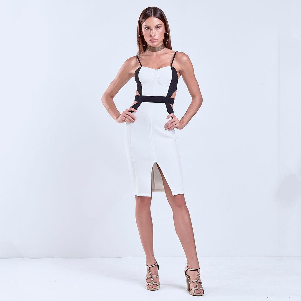 Vestido-Miss-Robot-Sexy-White---P