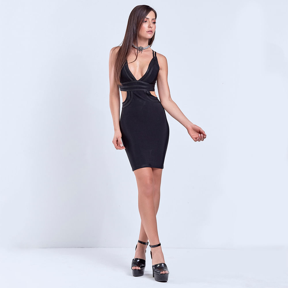 Vestido-Warrior-Cutout-Black-