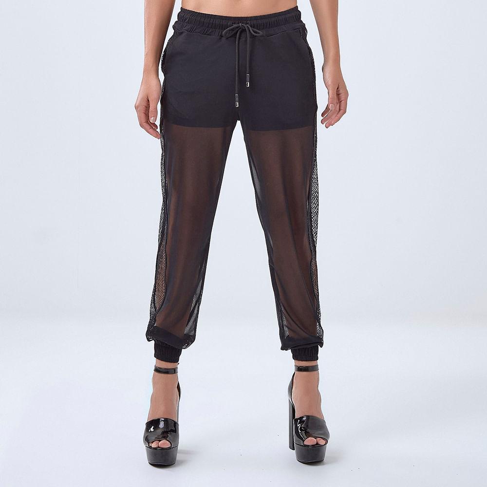 Calca-Feminina-Warrior-Lace-Black