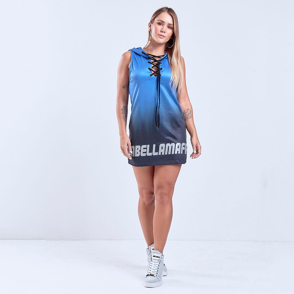 Vestido-Labellamafia-Out-Of-Space-Blue