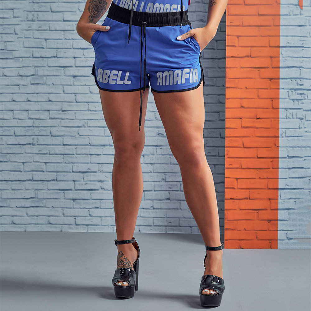 Shorts-Feminina-Labellamafia-Out-Of-Space