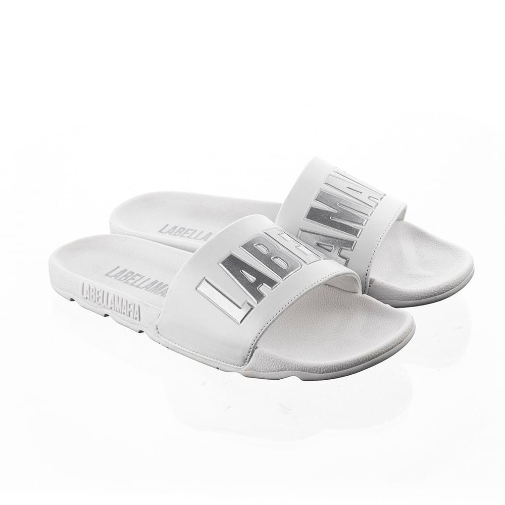 Chinelo-Slide-Labellamafia-White---34