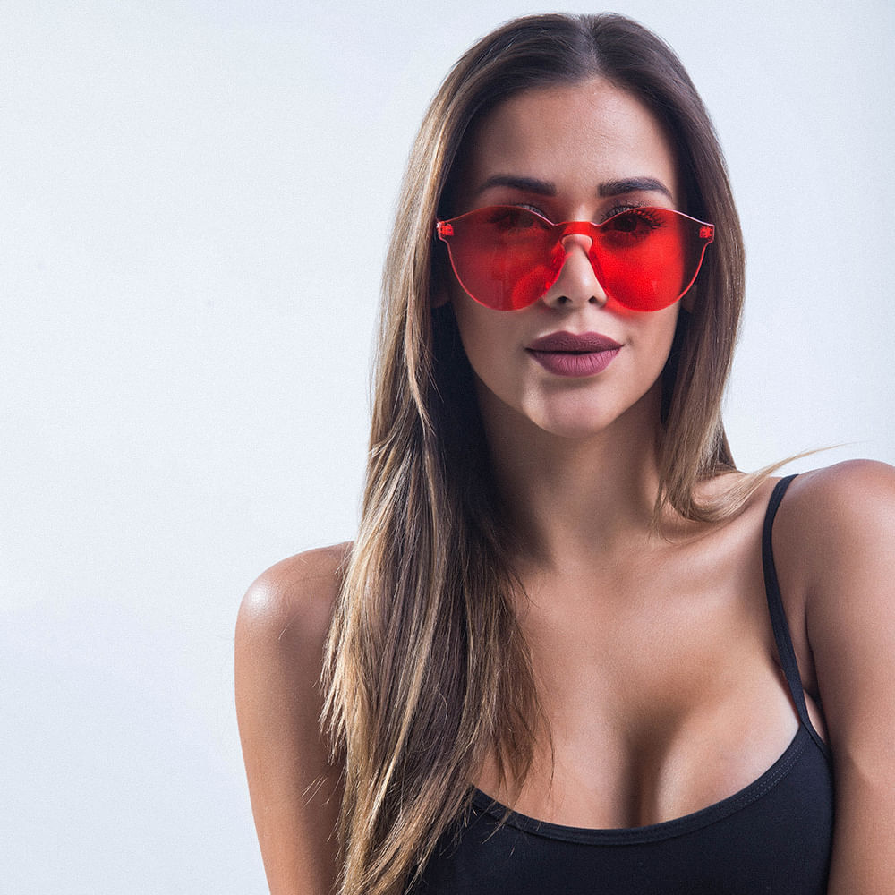 Oculos-Labellamafia-Summer-Vibes-Red