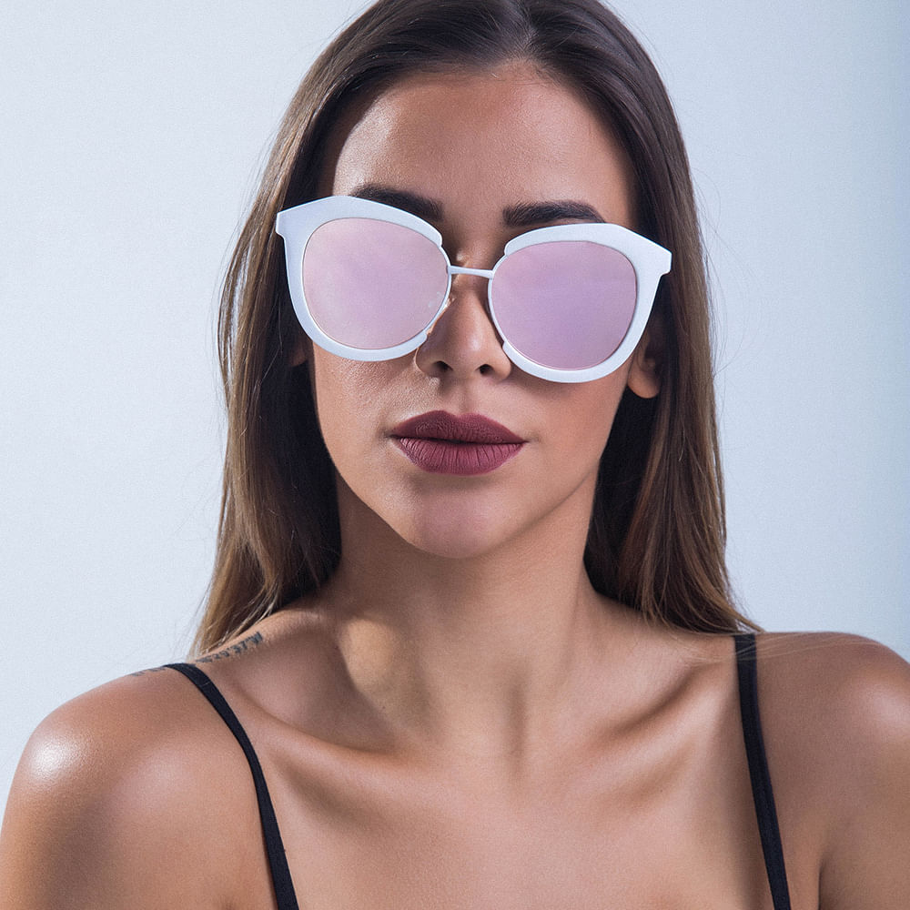 Oculos-Labellamafia-Vintage-White