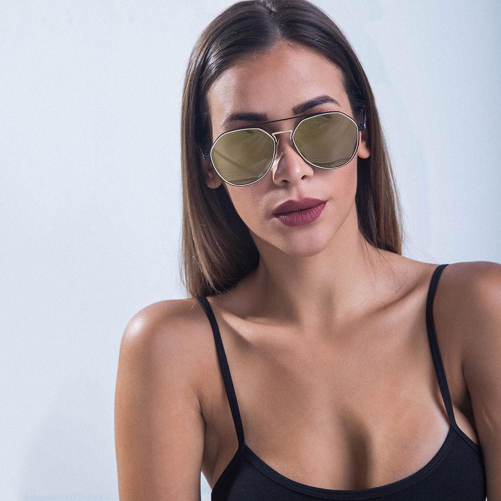 Oculos-Labellamafia-Geometric-Black