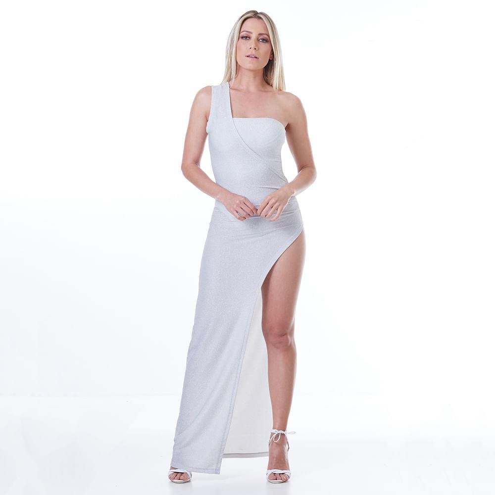 Vestido-Labellamafia-Metallic-
