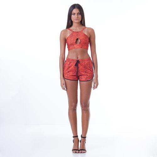 Conjunto-Feminino-Animal-Printed-Red-