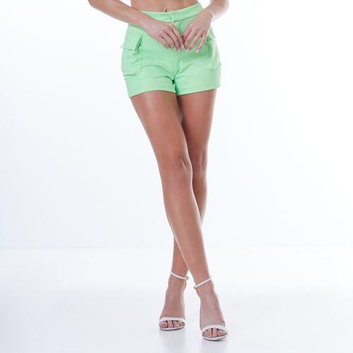 Shorts-Feminino-Neon-Green-