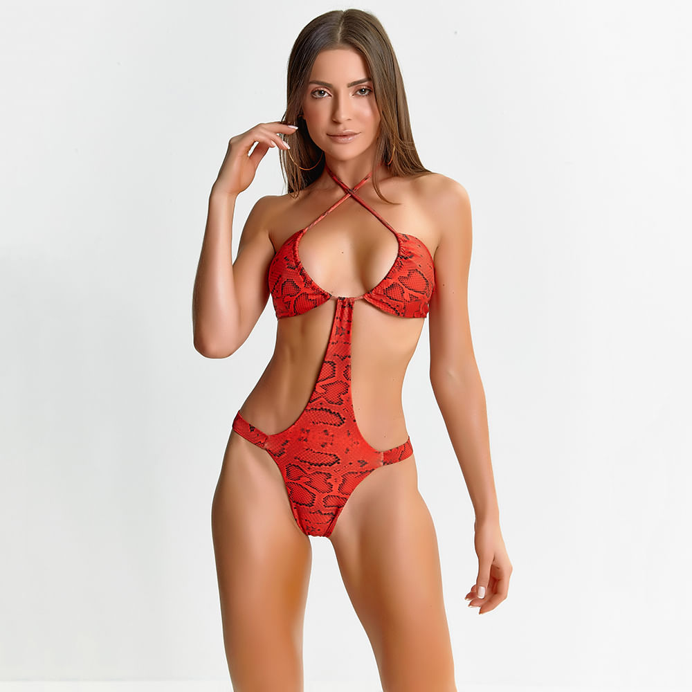 Body-Feminino-Animal-Printed-Red