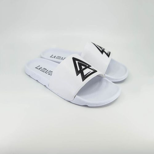 Chinelo-Slide-La-Mafia-Triangle-White---38