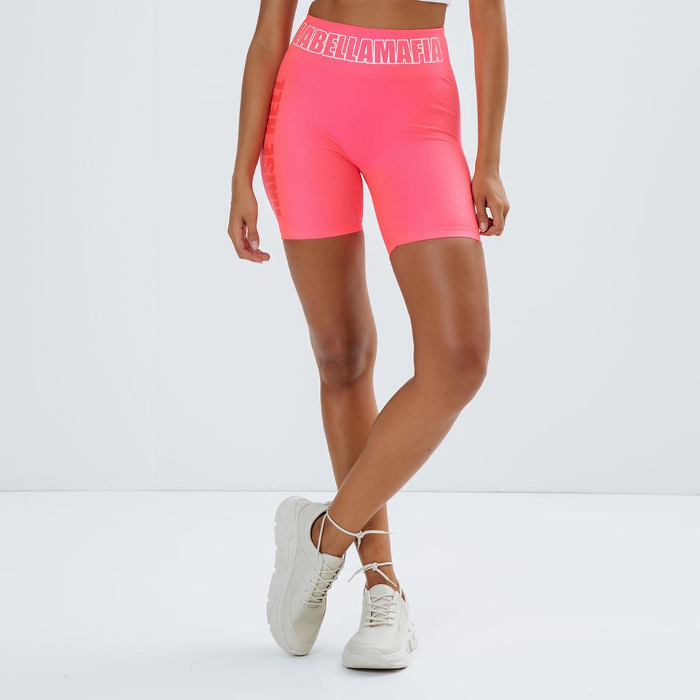 Shorts-Feminino-Jungle-Kid-Impulses-Pink