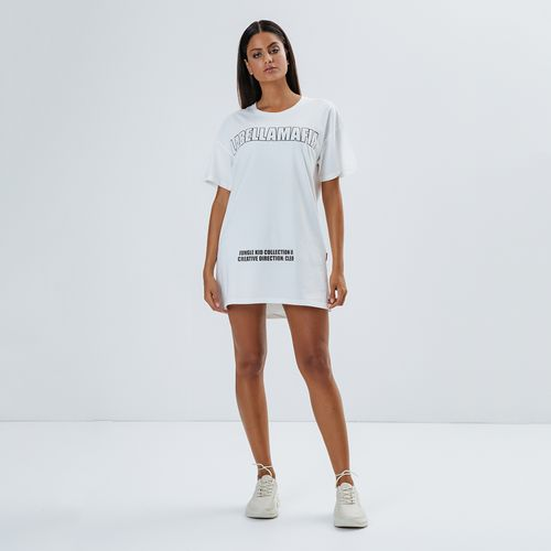 T-Dress-Feminina-Jungle-Kid-Off-White-