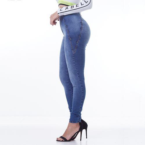 f7105342a Calça Jeans Feminina Eternity - Labellamafia
