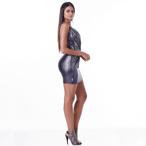 Vestido-Labellamafia-Metallic-Sexy