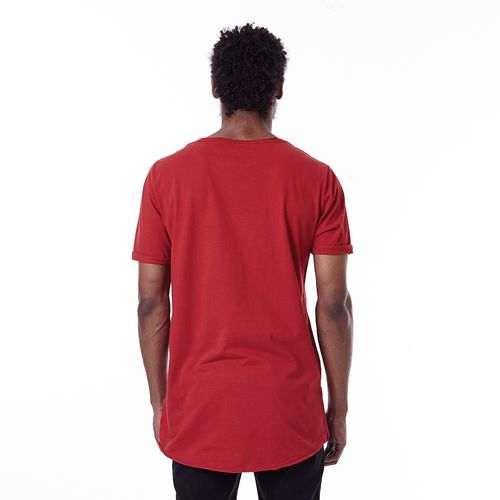Camiseta-La-Mafia-Graphic-Tees-Red---P