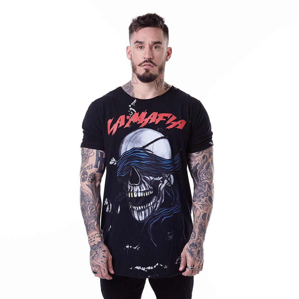 Camiseta-La-Mafia-Graphic-Tees-Blind---P