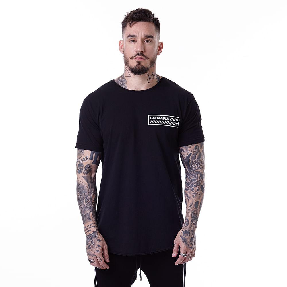 Camiseta-La-Mafia-Graphic-Tees-Crew---P