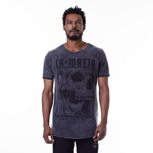 Camiseta-La-Mafia-Graphic-Tees-Skull---P