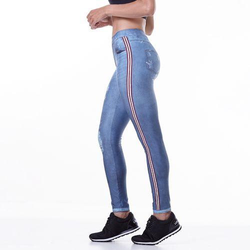 Calca-Legging-Feminina-Printed-Jeans-