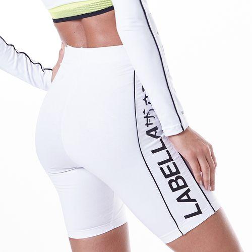 Shorts-Feminino-Labellamafia-Neon-White---P