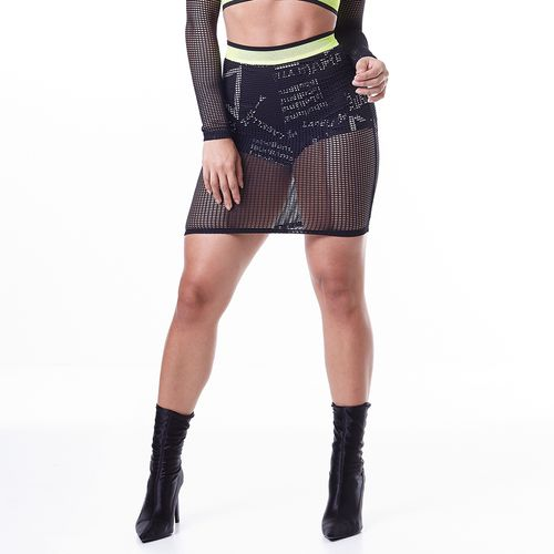 Shorts-Feminino-Neon-Smash-Into-Everyone-Black
