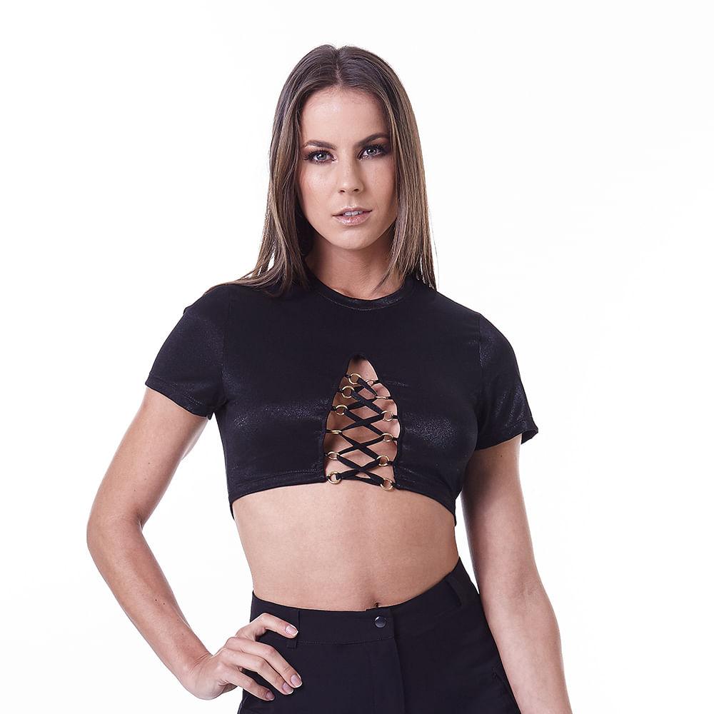 Blusa-Cropped-Feminina-Power-Pop-Black