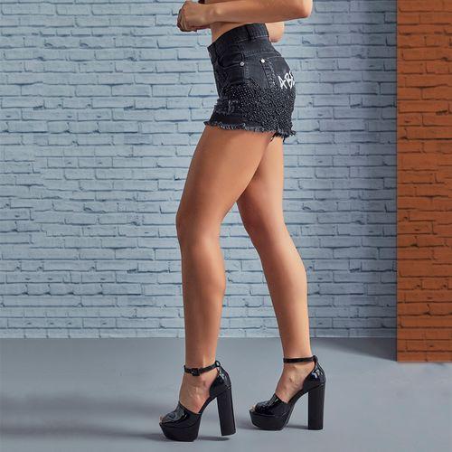 Shorts-Jeans-Feminino-Labellamafia-Passion-Black---34