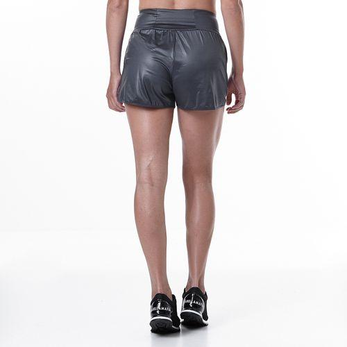 Shorts-Feminino-Animal-Print-Gray-