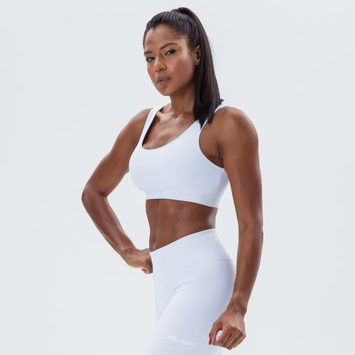 Top-Feminino-Essentials-Labellamafia-Sports-White-