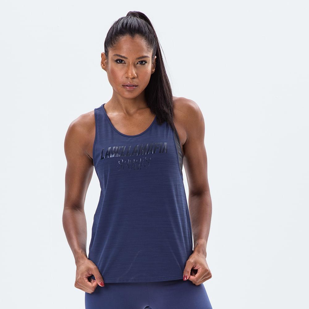 Regata-Feminina-Essentials-Labellamafia-Sports-Blue