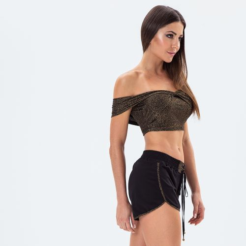 Top-Feminino-Black---Gold---P