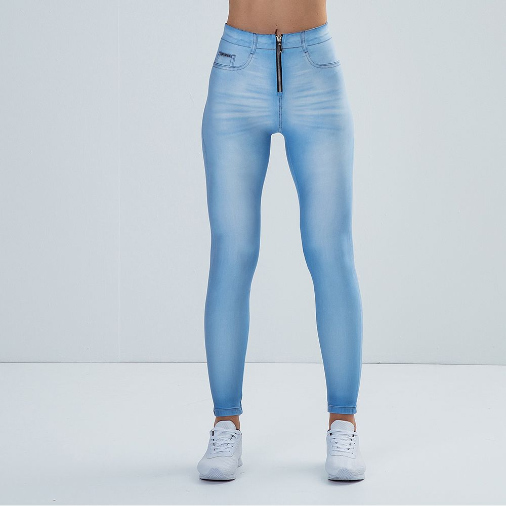 Calca-Legging-Feminina-Printed-Jeans-Light-