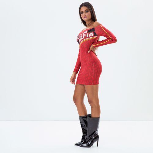 Vestido-Logomania-Red-