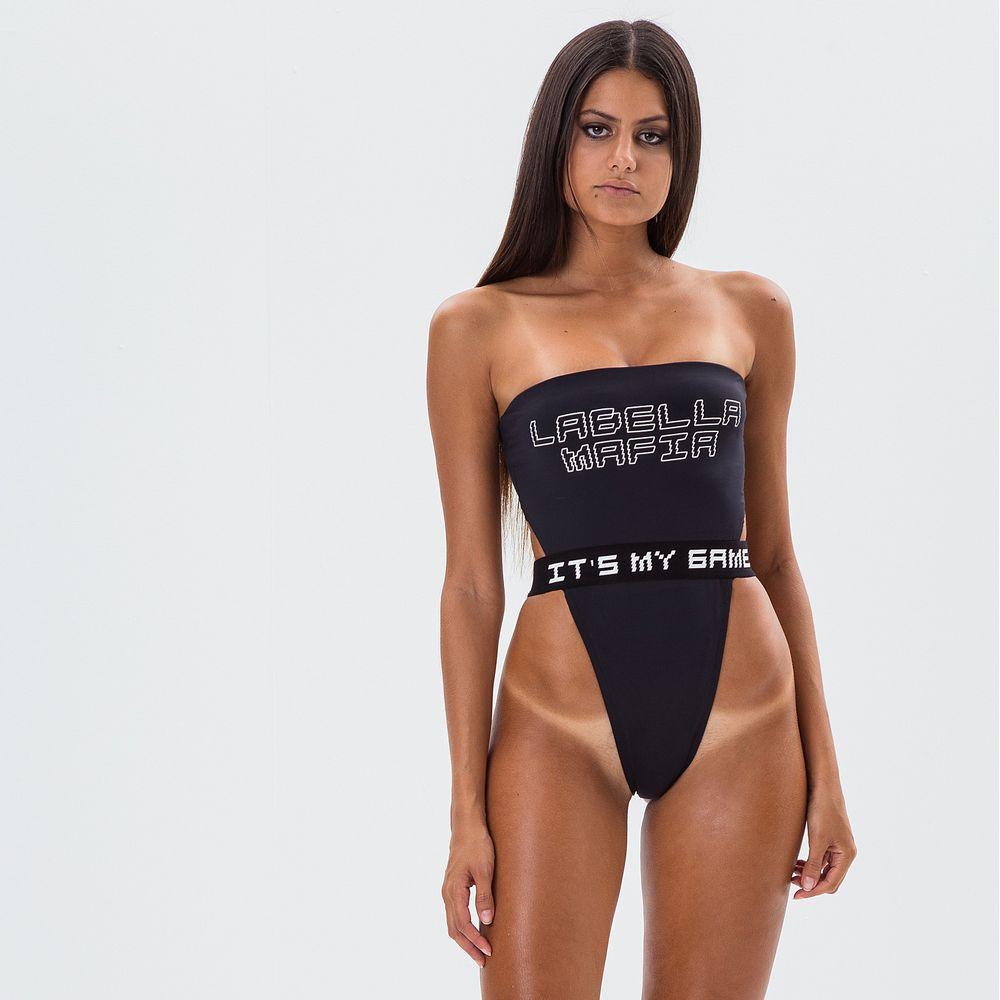 Body-Feminino-It-s-My-Game-White-Black