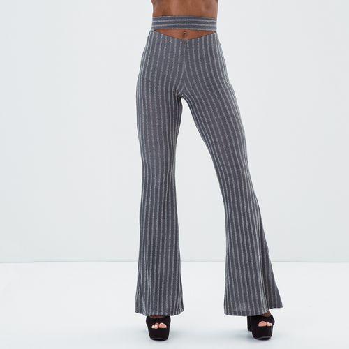 Calca-Feminina-Metallic-Stripes