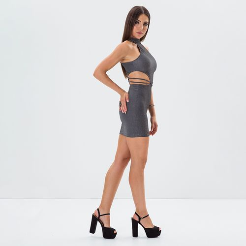 Vestido-Metallic-Lurex