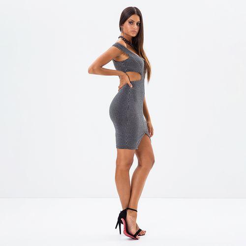 Vestido-Metallic-Labellamafia-