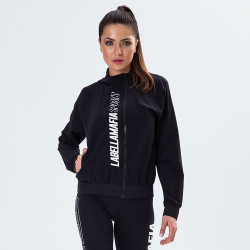 JAQUETA-FEMININA-ESSENTIALS-WIND-BREAKER-BLACK