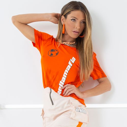 BLUSA-THEY-KNOW-I-M-THE-TRUTH-LABELLAMAFIA-ORANGE---P