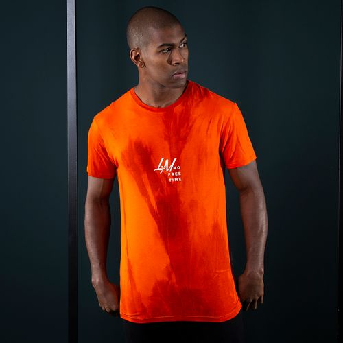 CAMISETA CONCEITO LAMAFIA ORANGE - P