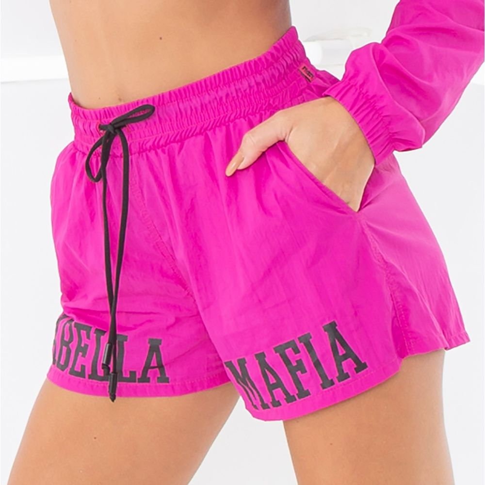 SHORT-CANDY-LABELLAMAFIA-PINK---P