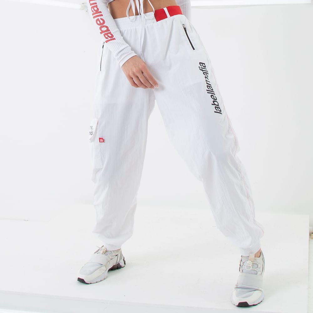 CALCA-RED-AND-WHITE-LABELLAMAFIA-WHITE---P