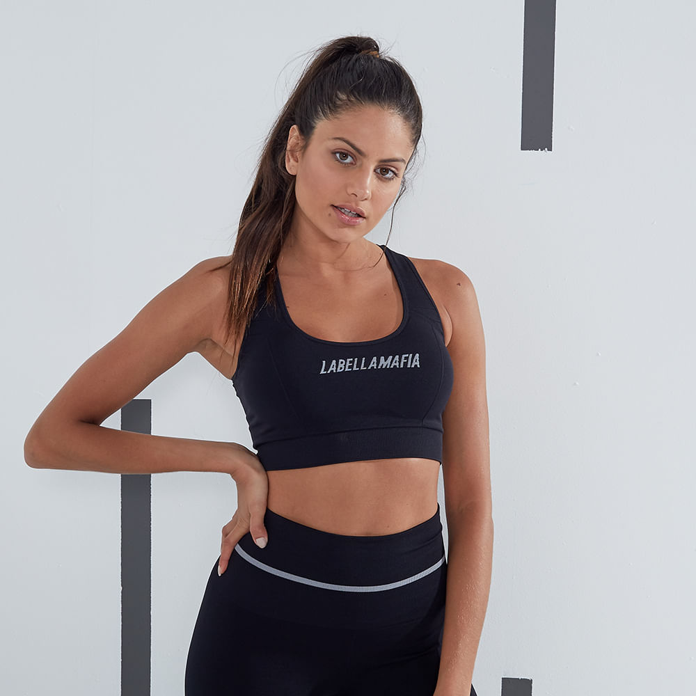 TOP-SEAMLESS-LABELLAMAFIA-BLACK---P
