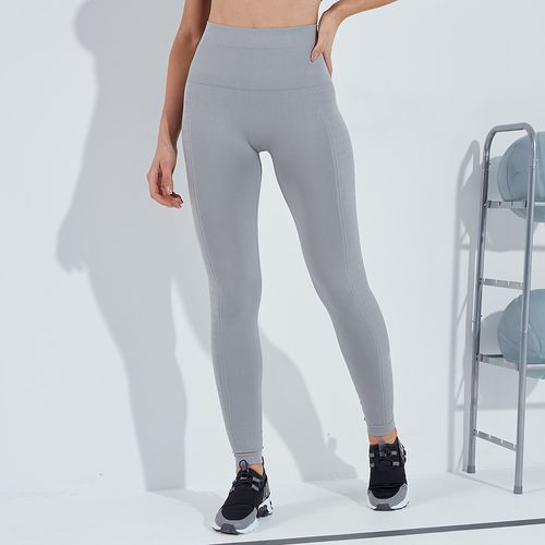 LEGGING-SEAMLESS-LABELLAMAFIA-GRAY---P