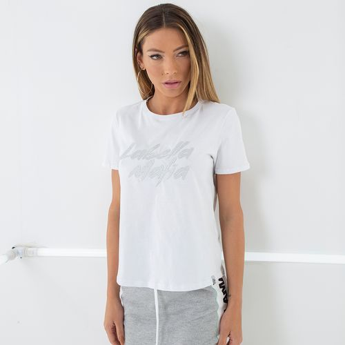 T-SHIRT-TEES-LABELLAMAFIA-BRANCO