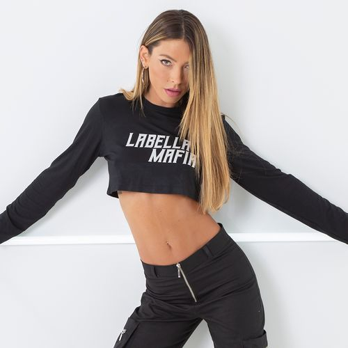 BLUSA-CROPPED-TEES-LABELLAMAFIA-BLACK---P